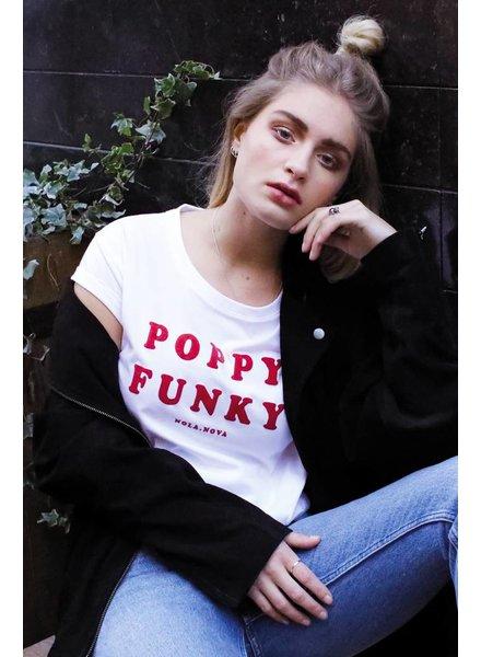 POPPY FUNKY T-SHIRT