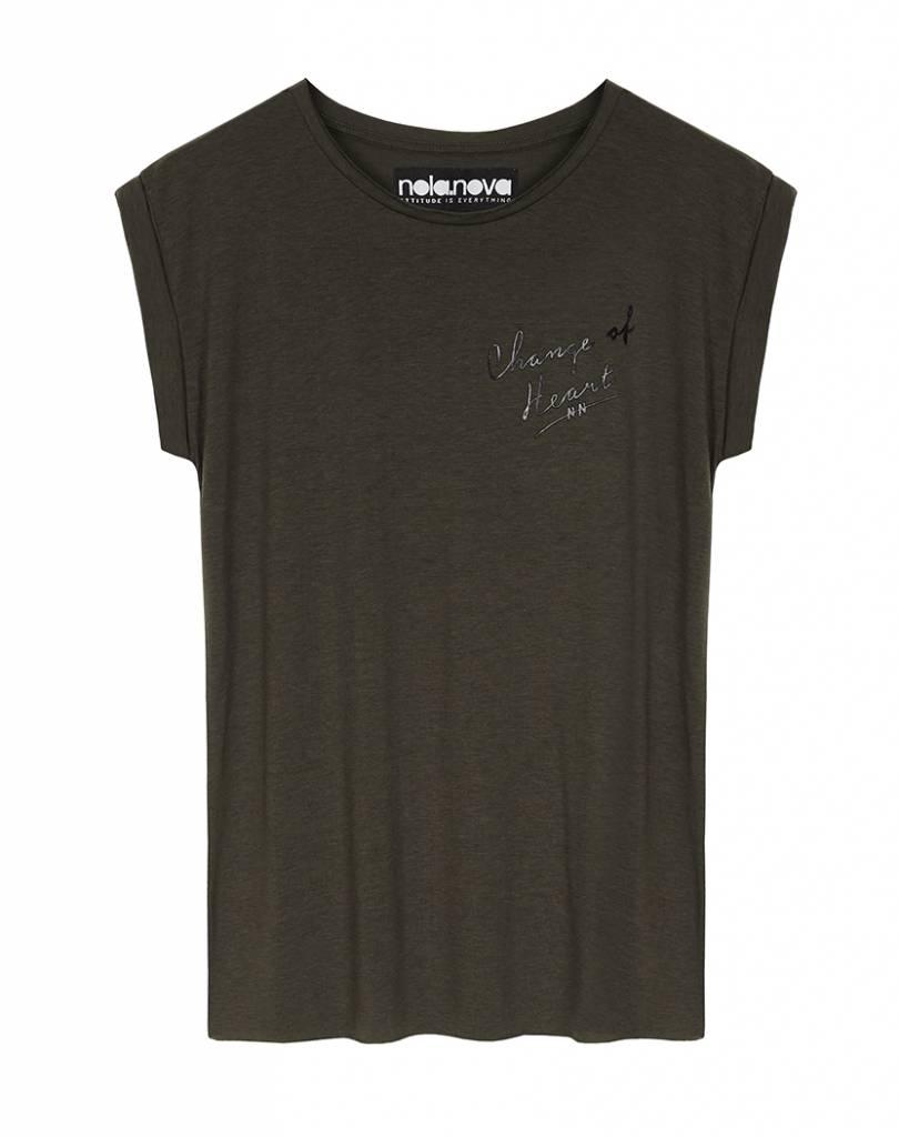 T-Shirt Change of heart