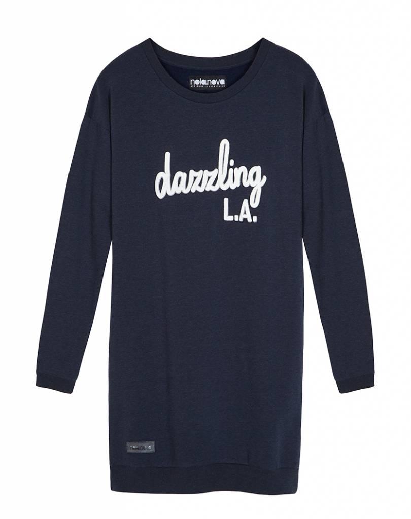 Sweater jurk Dazzling L.A.