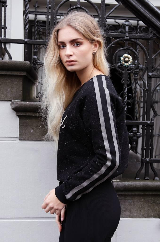 Crop Sweater Local Girl
