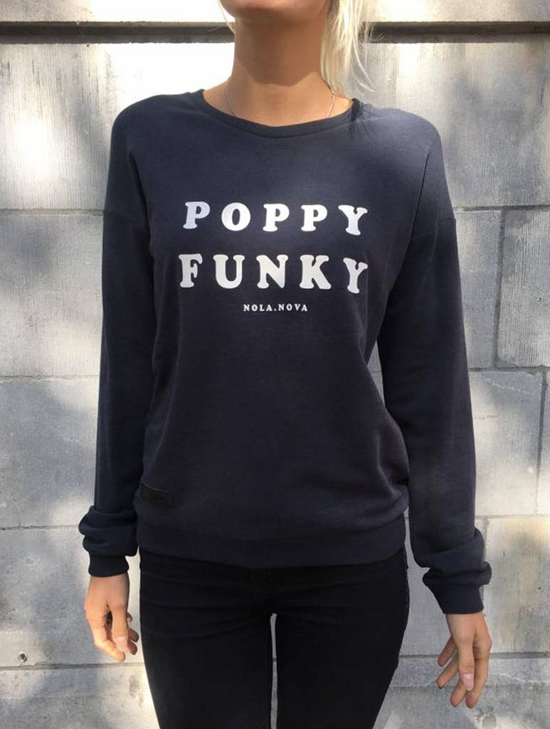 Sweater Poppy Funky