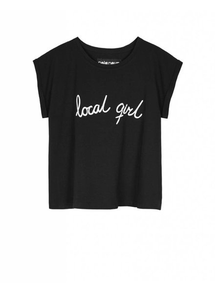 Cropped T-Shirt Local Girl
