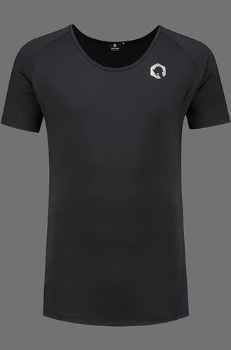OPTIO SANO T-SHIRT - PRINCEPS NERO
