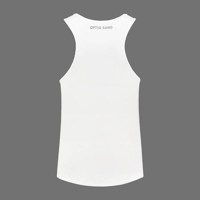 OPTIO SANO TANK TOP - TRIARII BIANCO