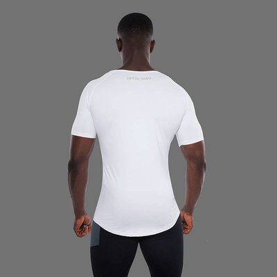 OPTIO SANO T-SHIRT - PRINCEPS BIANCO