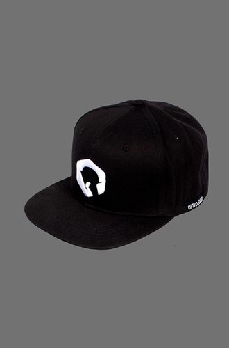 OPTIO SANO OS SNAPBACK CAP BLACK