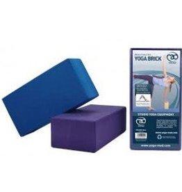 Fitness Mad Fitness Mad Hi Density Yoga Brick Purple
