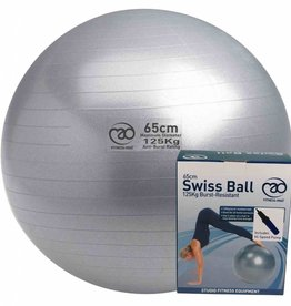 Fitness Mad Fitness Mad Swiss Ball, Pump & DVD 65cm