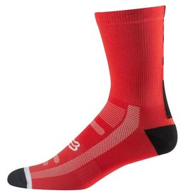 "Fox Fox 8"" Logo Trail Sock"