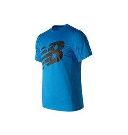 New Balance New Balance Accelerate Short Sleeve Graphic Tee