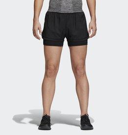 adidas Adidas 2in1 Short Ladies