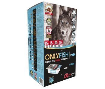 Alpha spirit only fish complete
