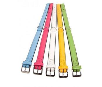 Karlie colourful halsband blauw / zwart