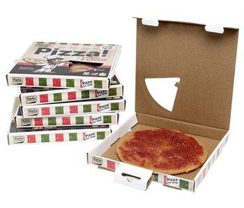Karlie hondensnack pizza kip/rund