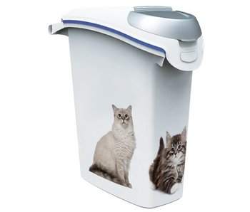 Kattengritcontainer Curver