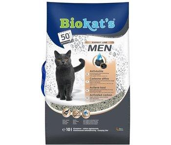 Biokat's kattenbakvulling men