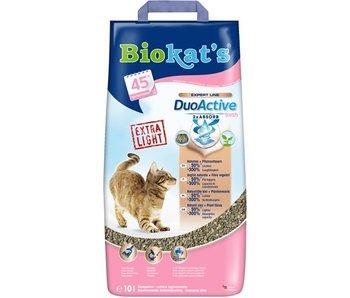 Biokat's kattenbakvulling duoactive fresh