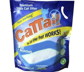 Silica kattenbakvulling Cattail trackless
