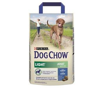Dog chow light kalkoen/rijst