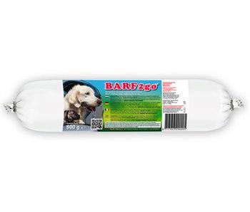 Barfmenu barf2go hond