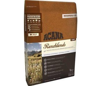 Acana regionals ranchlands cat