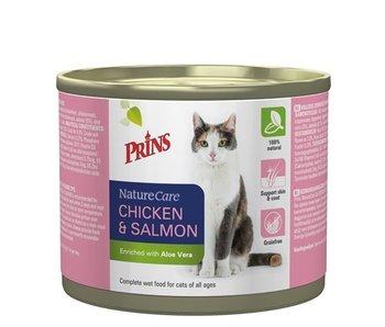 Prins naturecare cat kip/zalm