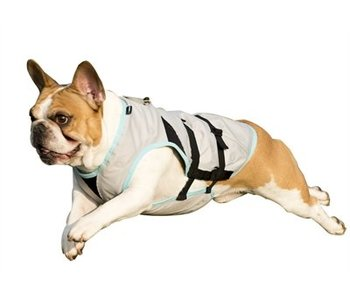 Suitical dry cooling vest hond  zilver