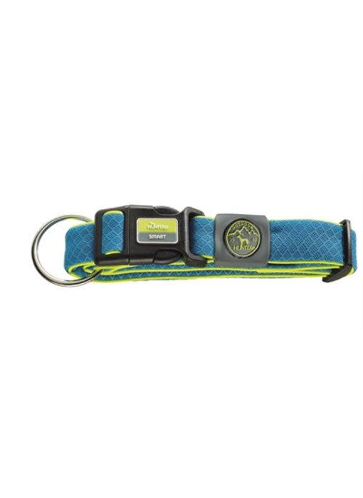 Hunter halsband maui vario plus mesh blauw
