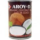 Biologische Kokosmelk 17% vet - 400ml