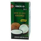 Aroy-D Kokosmelk 1liter 17% vet 1ltr