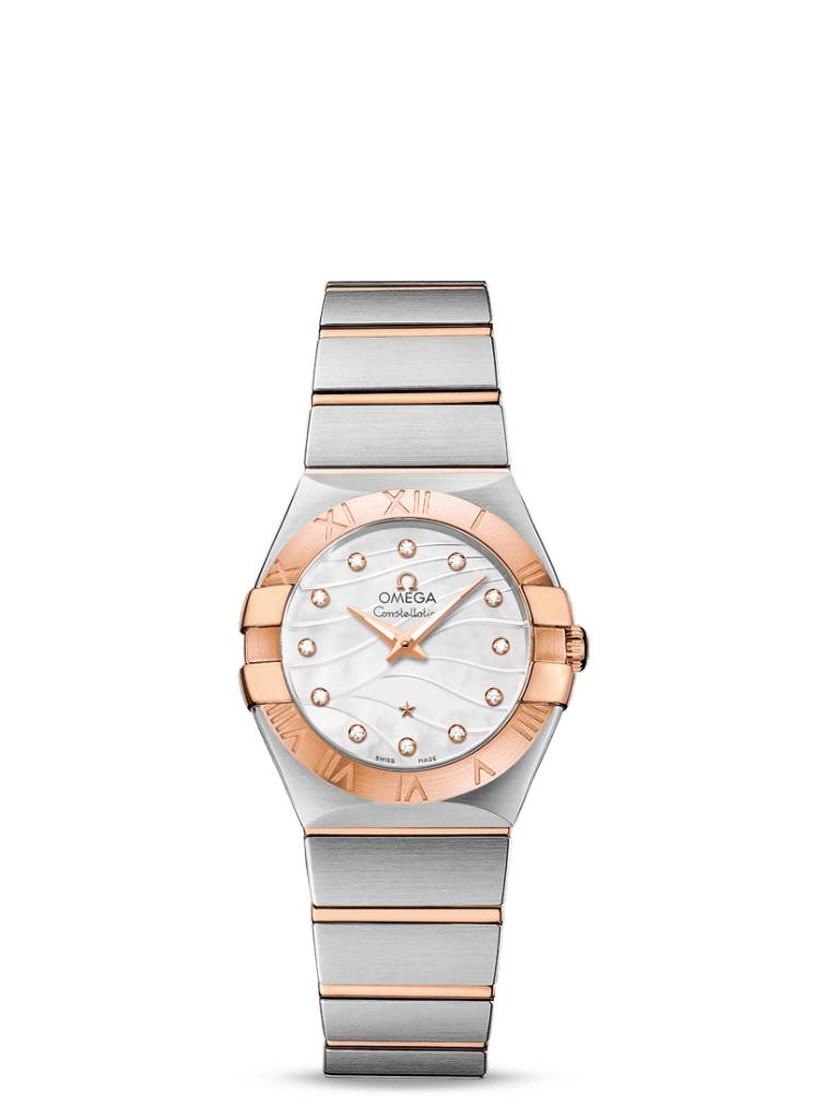 Omega Omega Constellation Quartz 27 mm.