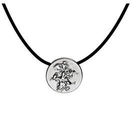 Lapponia Informetta zilveren collier