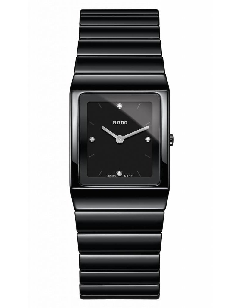 Rado Rado New Ceramica diamant 31.7 mm.