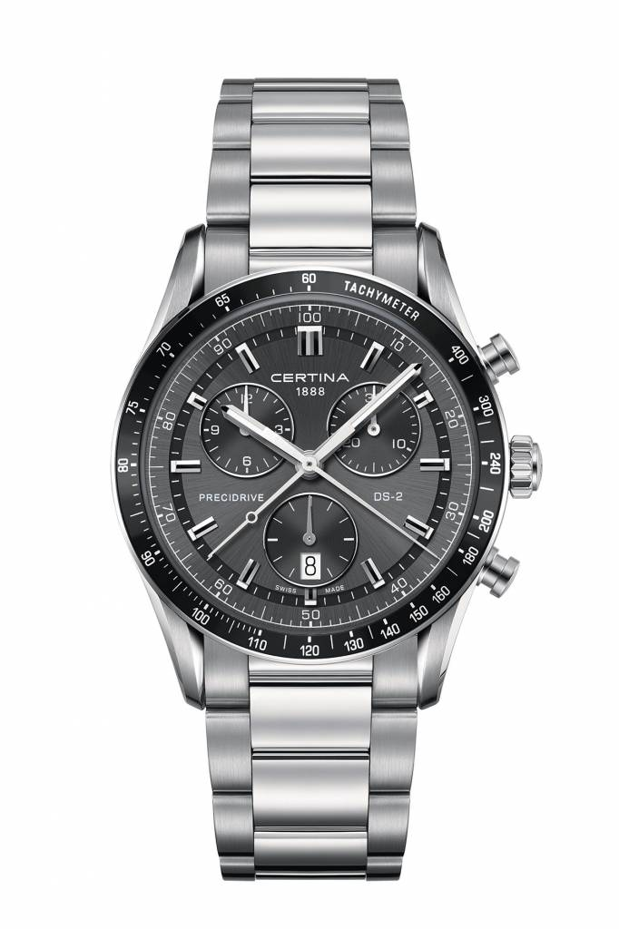 Certina Certina DS-2 Chronograph 1/100 Sec 41 mm.