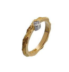 Lapponia I Do gouden ring diamant