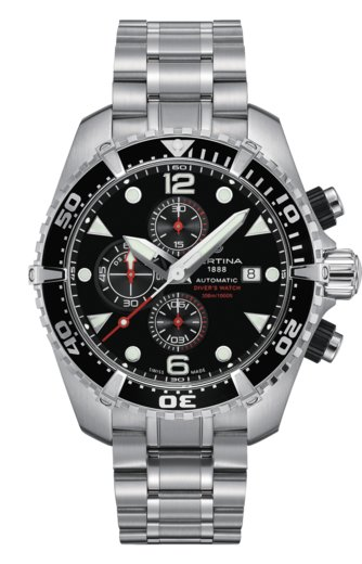 Certina Certina DS Action Diver Chronograph Automatic 45.7 mm.