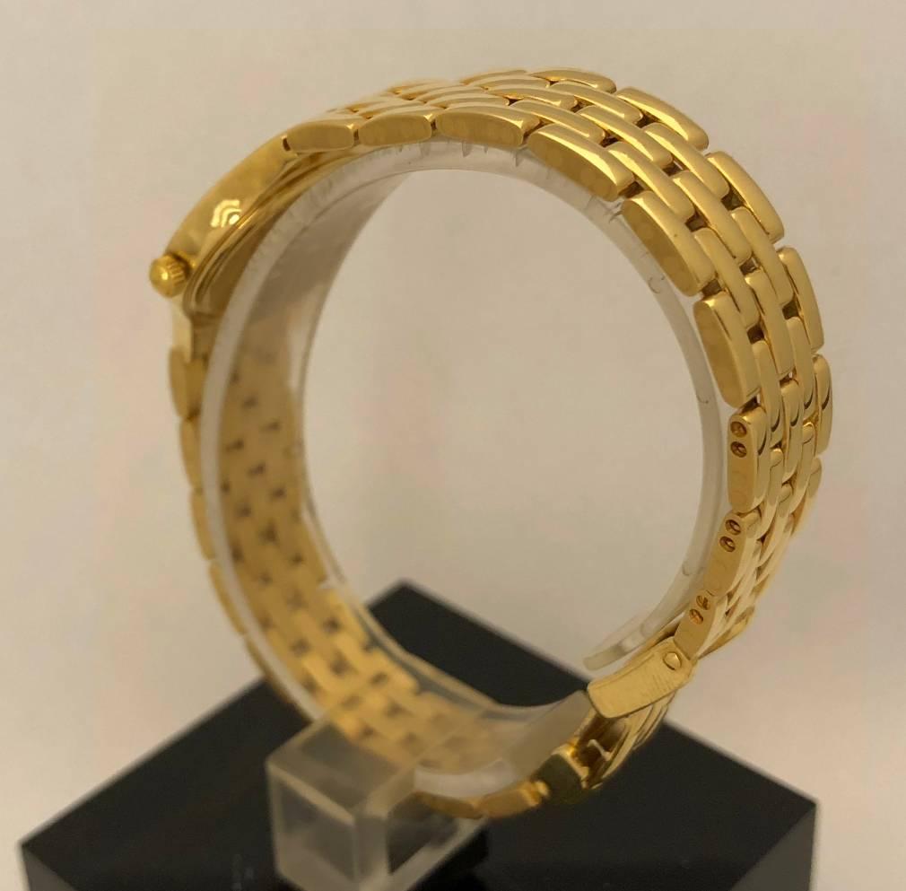 14 kt. gouden Bouchard dameshorloge