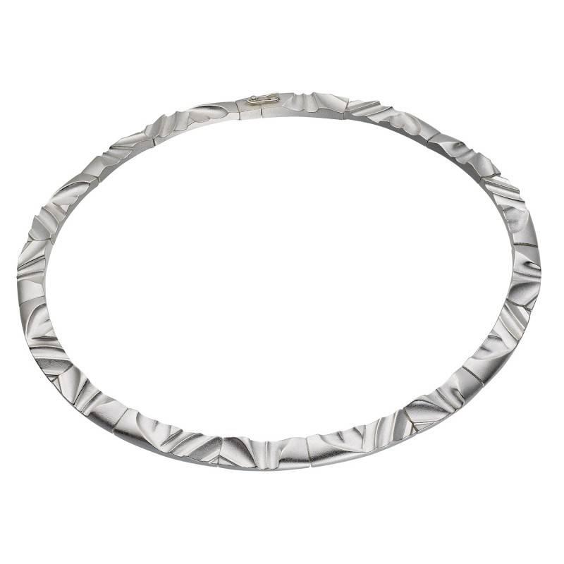 Lapponia Lapponia Apache zilveren collier 44 cm.
