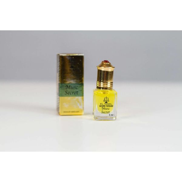 El Nabil - Musk Secret 5ml