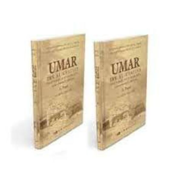 Umar ibn Al Khattab Band 1 & 2