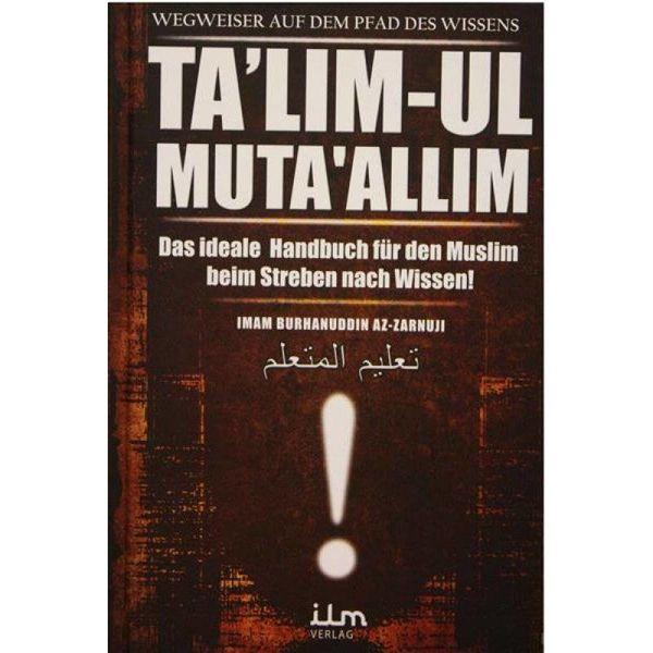 Ta'lim-ul Muta'allim