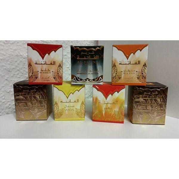 Al Fatina - Öl Cream Oud Almaqam