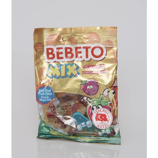 BEBETO Jelly Gum mix (80g)