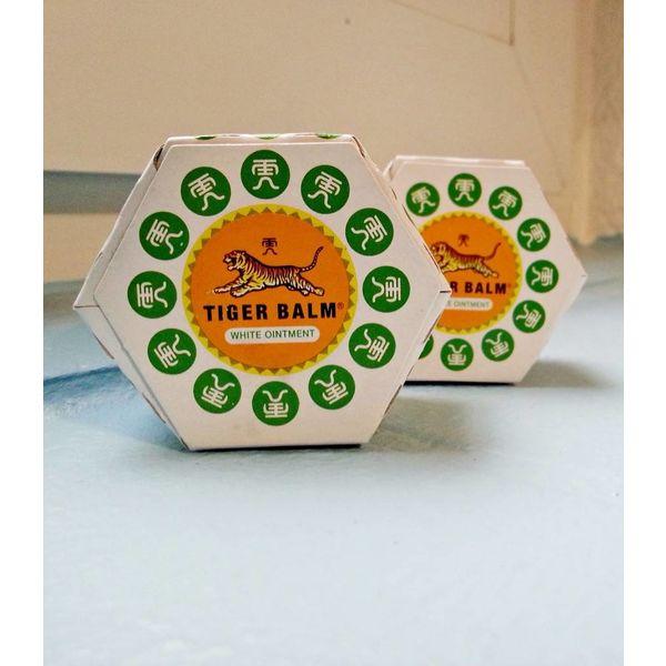 Tiger Balm Weiss 19,4 g