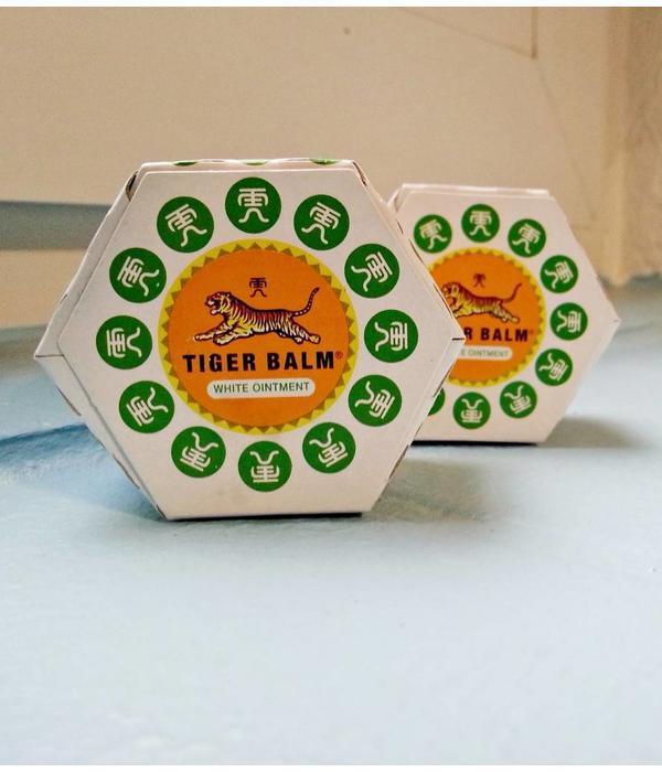 Tiger Balsam  Weiss 19,4 g
