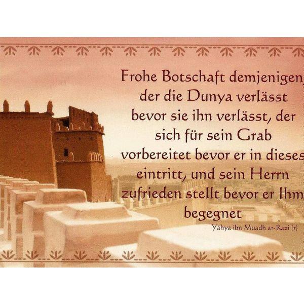 Frohe Botschaft - Postkarte - PK30