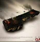 Free Gaza - Postkarte - PK28