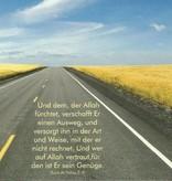 Ausweg - Postkarte - PK2