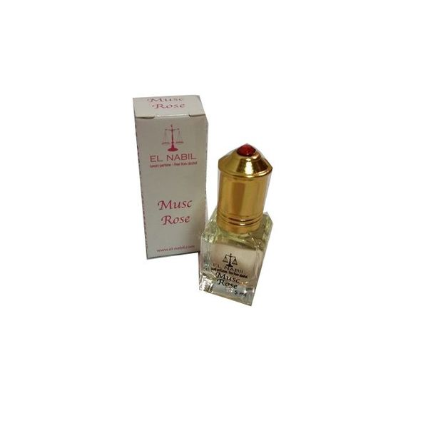 El Nabil - Musk Red Rose 5ml