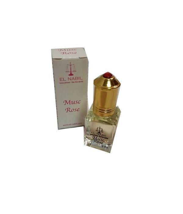 El Nabil - Musk Red Rose 5ml